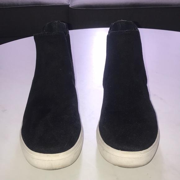 28310b0c2ec Steve Madden Clarita high top slip on sneaker